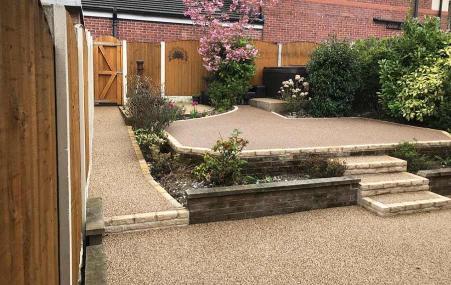 Landscape Gardeners in Oldham, Chadderton, Royton