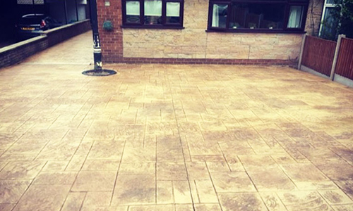 Resin Bound Driveways in Chadderton